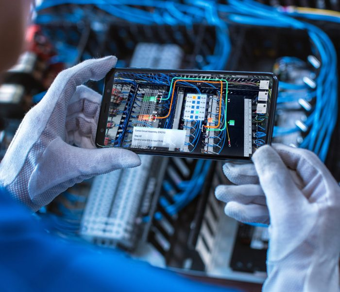 Manufacturing's new normal will involve augmented reality – PTC