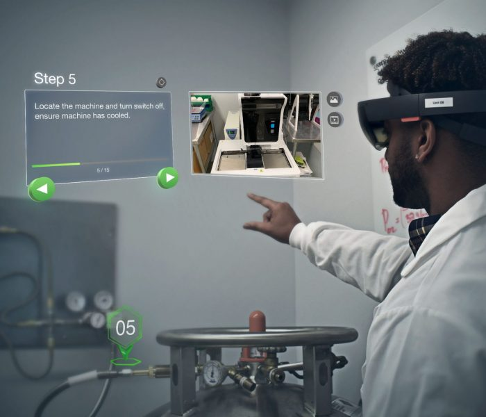 UK ventilator consortium uses augmented reality to boost production