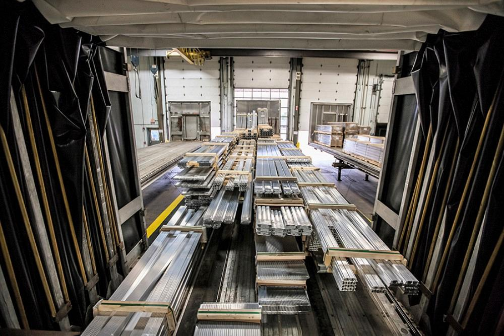 Metal fabrication and manufacturing facility